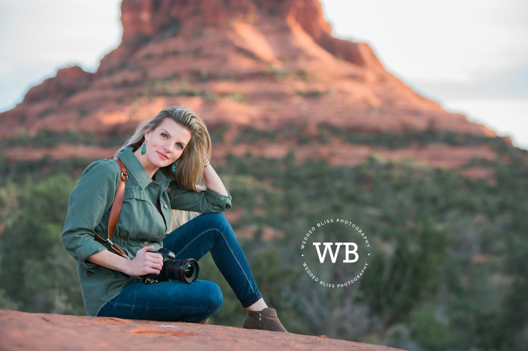 Portrait Photography in Sedona Arizona