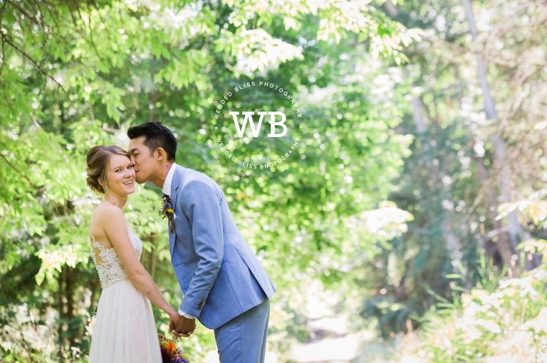 Vernon Photographer, Wedded Bliss Photographer & Eric & Lisa